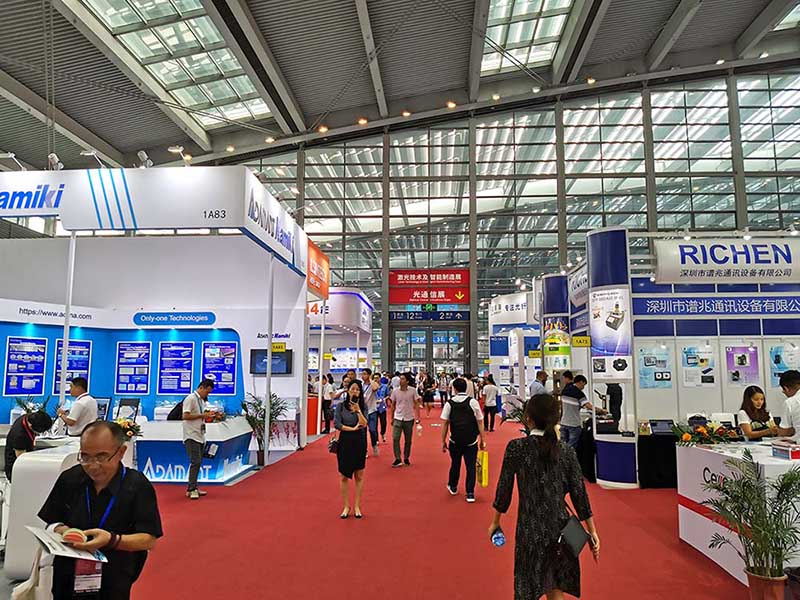 iConn participates in China International Optical Expo 2019